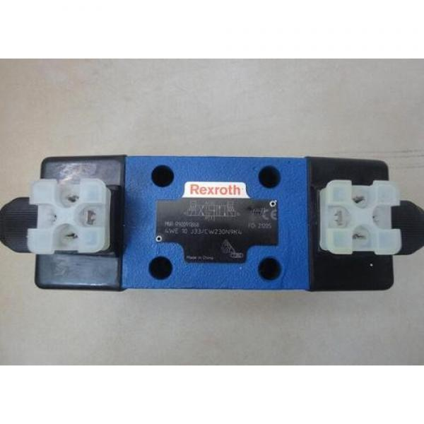 REXROTH 3WE 10 A3X/CG24N9K4 R900592014 Directional spool valves #1 image