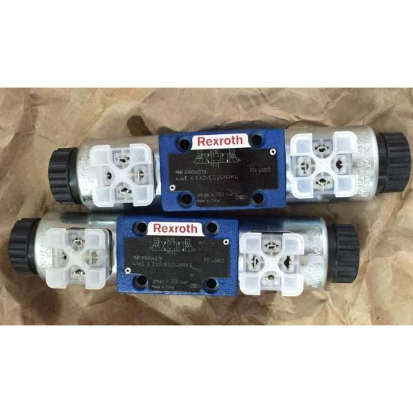 REXROTH 4WE 6 Y6X/EG24N9K4 R900561276 Directional spool valves #1 image