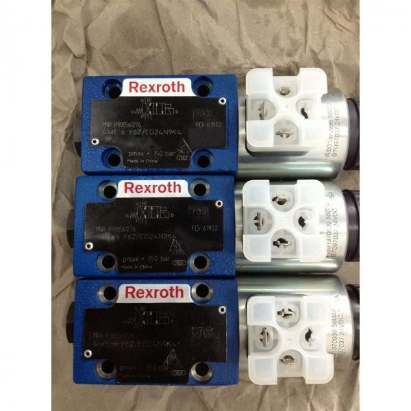 REXROTH 4WE 10 W3X/CG24N9K4 R900588200 Directional spool valves #1 image