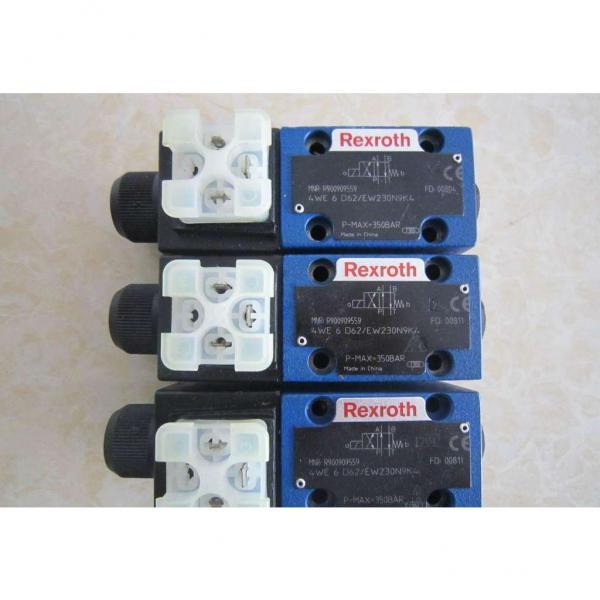 REXROTH 4WE 6 D6X/EG24N9K4/B10 R900915069 Directional spool valves #2 image