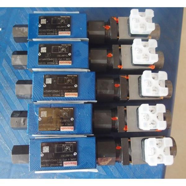 REXROTH 4WE 10 J3X/CW230N9K4 R900911868 Directional spool valves #1 image