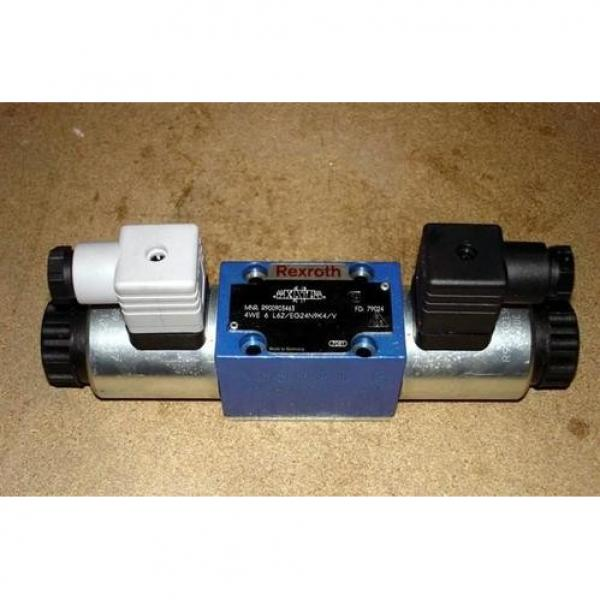 REXROTH 3WE 10 A3X/CG24N9K4 R900592014 Directional spool valves #2 image