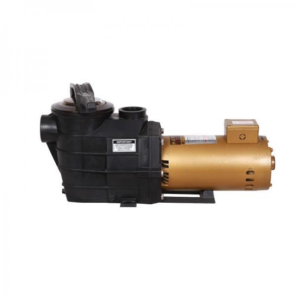 TOKYO KEIKI SQP32-38-21-86CC-18 Double Vane Pump #2 image