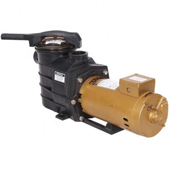 Parker F12-080-MS-SN-T-000-000-0 Motor #1 image
